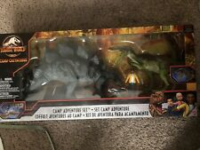 Jurassic world camp cretaceous Camp Adventure Set Dinosaur Pack 2020 New In-Hand