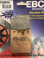 EBC - FA267HH - Double-H Sintered Brake Pads