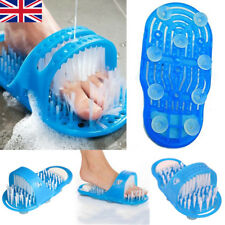 Bath Foot Cleaner Scrub Brush Exfoliating Feet Scrubber Washer Spa Shower Gift