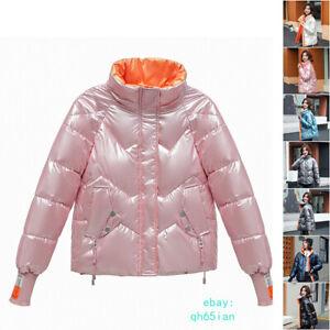 Ladies Warm Winter Jackets For Women Uk Clearance Winter Waterproof Coat Parka