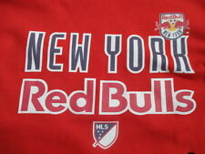 NEW YORK RED BULLS Major League Soccer MLS (2XL) Hooded Sweatshirt