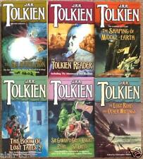 TOLKIEN'S OTHER WORKS ~ SILMARILLION Lost Tales 2 LOST ROAD & OTHERS ~ LOT 0202