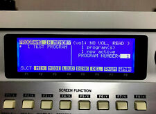 AKAI S1000 S1100 S3000 S3200 XL DD1000 LED SCREEN LCD Display NEW!LAST TWO LEFT!