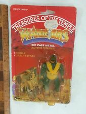 DIE-CAST TREASURES OF THE TEMPLE MOTU KO WARRIORS ACTION FIGURE AGGLO MOC #3