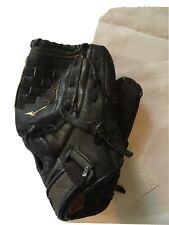 New listing Mizuno 12 inch Ballpark Baseball Glove - Black Used