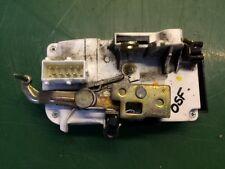 CITROEN C8 / PEUGEOT 807 MK1 02-11 O/S/F DRIVERS FRONT DOOR LOCK MECHANISM