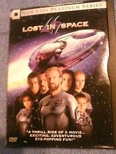 LOST IN SPACE , A 2001 dvd. New Line Platinum Series Widescreen Edition. LeBlanc