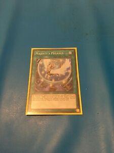 1x Super Rare Majesty's Pegasus DOCS-EN058 Mixed Edition