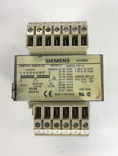 Siemens 4AM3441-8AB40-0C Transfomer pri.220v-240v sec.24v-48v