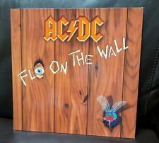 AC/DC Fly On The Wall Hard Rock Music Vinyl LP Atlantic 781 263-1