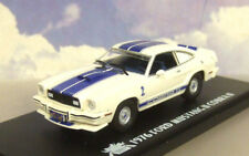 1/43 GREENLIGHT JILL MUNROE'S 1976 FORD MUSTANG II 2 COBRA II CHARLIE'S ANGELS