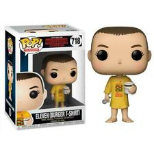Eleven in Burger T-shirt Stranger Things Funko Pop Figure Serie TV Television