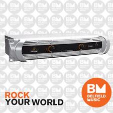 Behringer iNuke NU6000 Power Amplifier Ultra-Lightweight High-Density 6000W AMP