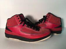 timeless design 32a53 17b41 Nike Air Jordan 2 II Retro QF Candy Pack Red 395709 601 Bred XI IV Mens