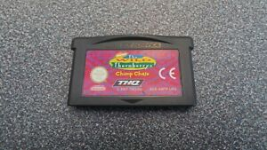 THE WILD THORNBERRYS CHIMP CHASE GAMEBOY ADVANCE SP