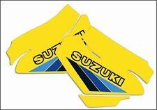 1983 Suzuki RM 250 Tank Decals