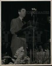 1939 Press Photo New York Hamilton Fish Armstrong NY Herald Tribune Forum NYC