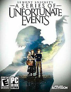 Lemony Snickets: A series of Unfortunate Events (PC Game) ~SUPER FAST DISPATCH~
