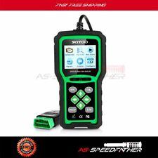 12V Battery Scanner Diagnostic Code Reader OBD2 OBDII EOBD Detection Tool