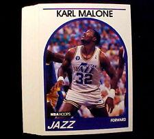 1989/90 Hoops KARL MALONE ~ 20 CARD LOT ~ UTAH JAZZ HOF ~ HALL OF FAME INDUCTEE