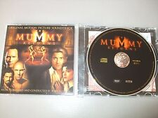 The Mummy Returns - Original Soundtrack (CD) 19 Tracks - Nr Mint - Rare