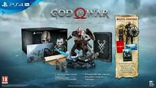 God of War Collector's Edition PS4 Playstation 4 NUEVO Edición España NEW!!!