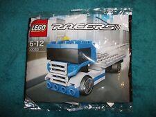 LEGO RACERS: Blue Truck Racer Polybag Set 30033 BNSIP