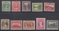 AN5418/ NEWFOUNDLAND – 1911 / 1929 MINT SEMI MODERN LOT – CV 220 $