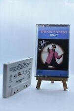 Shakin Stevens - Shaky  -  MC - Musikkassette - Cassette