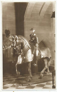 Knight and Horse Armour, 15th century, Warwick Castle