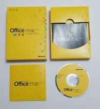 Microsoft Office for Mac Home and Student 2011 Key Card Family Pack 3 Users
