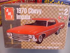 AMT/ERTL RC2 1970 CHEVROLET IMPALA HARDTOP #38212 MPC 70 1/25 O/B S/I MODEL KIT