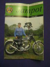 JAMPOT - AJS & MATCHLESS - June 2001 #587