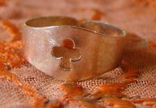 Bague de pied / orteil bijou argent métal Bollywood sari artisanat Inde