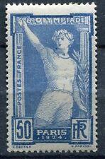 FRANCE TIMBRE NEUF CHARNIERE  N° 186  JEUX OLYMPIQUES DE PARIS