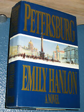 Petersburg by Emily Hanlon Hardcover 1st First Edition 0399133747