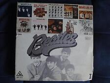 beatles 10 records set super rare japan KMT-1001 KONG MEI RECORD CO LTD GOLDEN