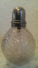 Lampe Rubleff Cristal Kugel Boule kathalytische wie Lampe Berger Zustand 1
