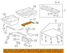 Cadillac GM OEM 10-16 SRX Interior-Rear-Partition 84069263