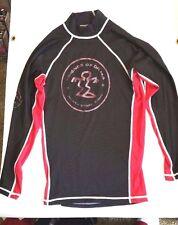 DA HUI compression shirt rash guard long sleeve Size SMALL  hawaii surf