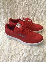 Reebok Club C 85 SO BS5212 Classic Mens Sneaker Red Sz 12