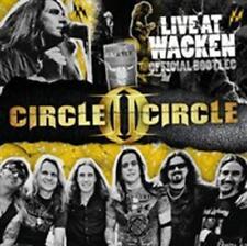 Circle ii circle - Vivre à Wacken - Officiel Bootleg NOUVEAU CD