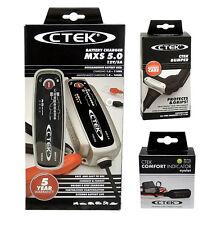 CTEK 56305 12V Cargador de Batería de Coche y Bicicleta