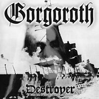 Gorgoroth - Destroyer (JEWEL CASE EDITION) [CD]