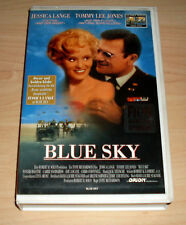 VHS-BLUE SKY-Jessica Lange-Tommy Lee Jones - 1994-VIDEOCASSETTA