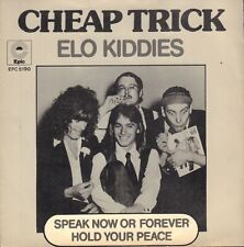"CHEAP TRICK – Elo Kiddies (1977 VINYL SINGLE 7"" HOLLAND)"