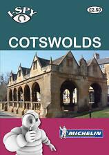 Michelin I-Spy Cotswolds Book P/Back 2011