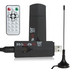 ROHS Digital USB TV Stick FM+DAB DVB-T RTL2832U+R820T Tuner Receiver