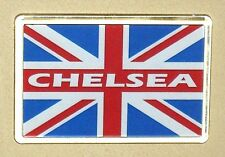 Chelsea Union jack flag football fridge magnet
