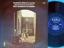 Oldham Tinkers ORIG UK LP Oldham's burning sand NM '71 Topic 12TS206 Folk